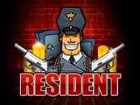 Шпионский игровой аппарат Resident от Igrosoft