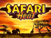 Игровой слот Safari Heat