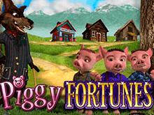 Азартная игра Piggy Fortunes