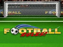 Азартная игра Football Rules!