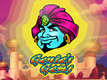 Онлайн видеослот Genies Gems