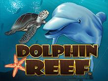 Онлайн слот Dolphin Reef