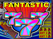 Онлайн слот Fantastic Sevens